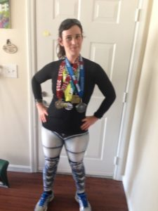 2015: the year of my first (second, third, and fourth) half marathon